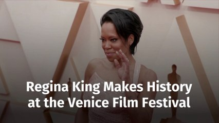 Regina King On The Festival Circuit