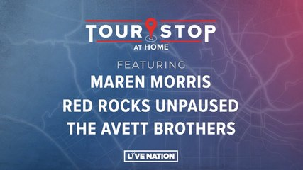 Tour Stop: Maren Morris, Red Rocks Unpaused, The Avett Brothers