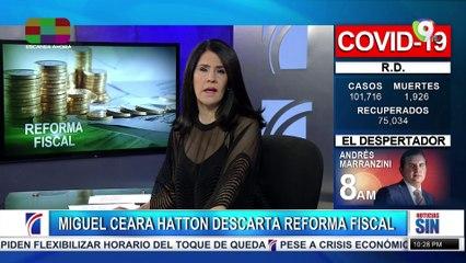 Noticias SIN Emisión Estelar con Alicia Ortega 10/09/2020