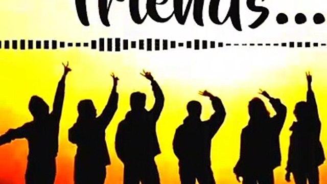 Friendship Whatsapp Status ♥️♥️ || friends status || Best friends status || close friends whatsapp status || friendship status || vj status ||