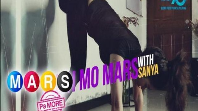 Mars Pa More: Quarantone your body with Sanya Lopez's Wall Workout routine | Push Mo Mars