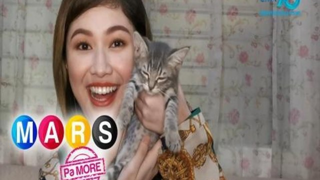 Mars Pa More: Meet Thea Tolentino's adorable adopted cat, Blair!