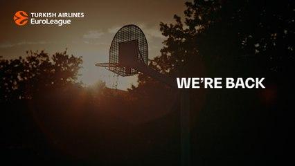 EuroLeague fans, get ready: WE'RE BACK!