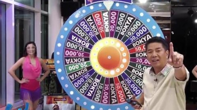 Wowowin: 50K na premyo, natanggap ng isang caller sa 'Spin a Wil!'