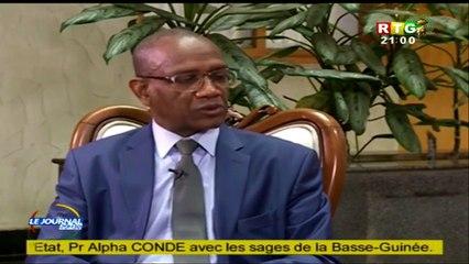 Backbone : Sanoussy Dabo, DG de la SOGEB annonce sa commercialisation