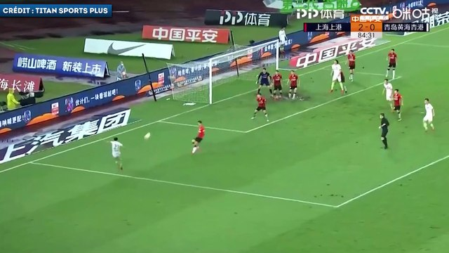 Le magnifique retourné de Romain Alessandrini en Chinese Super League