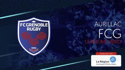 Aurillac - FCG : le résumé vidéo