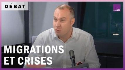 Les migrations au carrefour des crises