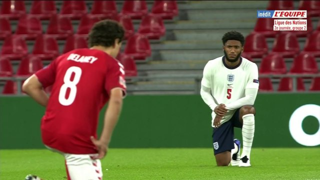 Angleterre - Danemark - Foot - Replay