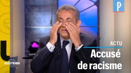 «Singes» et «nègres» : Sarkozy s'attire les foudres après ses propos sur «Quotidien»