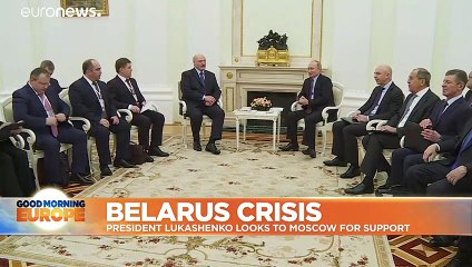 Lukashenko's 'unpredictability' a problem for Moscow as Belarus strongman looks east