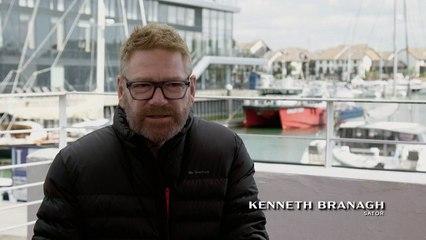 Tenet - Featurette - Kenneth Branagh
