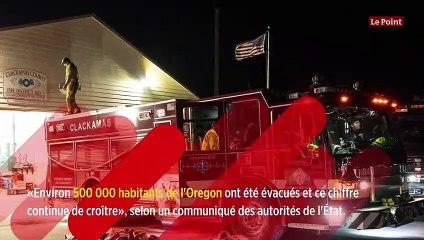 Incendies aux États-Unis : au moins 15 personnes sont mortes