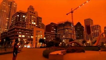 Blade Runner : San Francisco (Incendies)