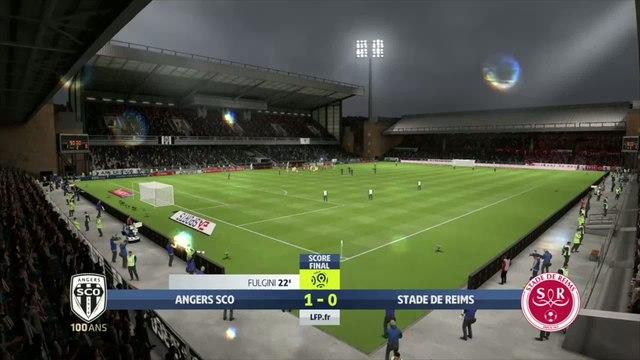 Angers - Reims : notre simulation FIFA 20 (L1 - 2e journée)