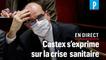 Suivez la conférence de presse de Jean Castex