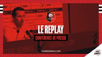 J3. #NOSRFC - le replay de la conférence de presse d'avant-match