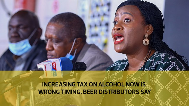 Increasing tax on alcohol now is wrong timing, beer distributors say
