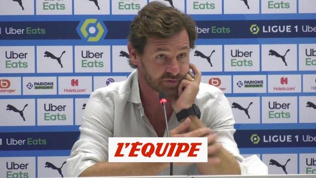 Villas-Boas charge la FFF après l'épisode Mandanda - Foot - L1 - OM