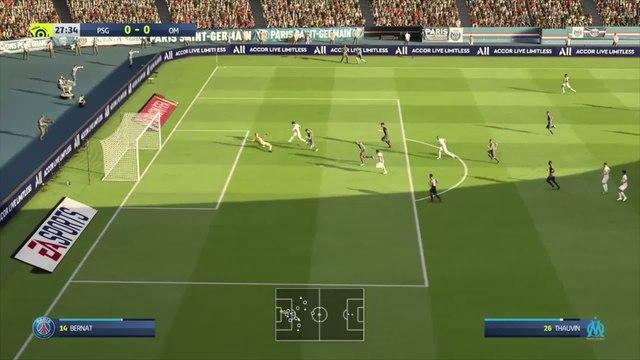 PSG - OM : notre simulation FIFA 20 (L1 - 3e journée)