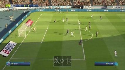 FIFA 20 : notre simulation de PSG - OM (L1 - 3e journée)