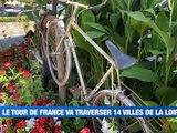 A la Une : Le Tour de France va traverser 14 communes de la Loire / Le ball-trap dans le viseur d'un Chamblous / Fofana sur le départ ? - Le JT - TL7, Télévision loire 7