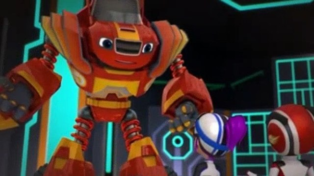 Blaze And The Monster Machines Season 4 Episode 4 Breaking The Ice