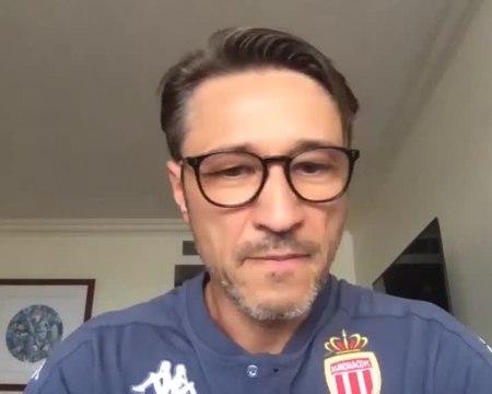 """Monaco - Kovac : """"J'ai eu un test négatif"""""""