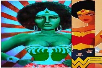 MVGEN: Iamoyataz Aka Taz : Superwoman