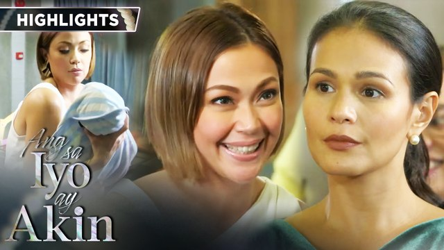 Ellice and Marissa get into a heated argument | Ang Sa Iyo Ay Akin