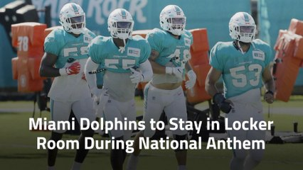 Miami Dolphins Make A Statement