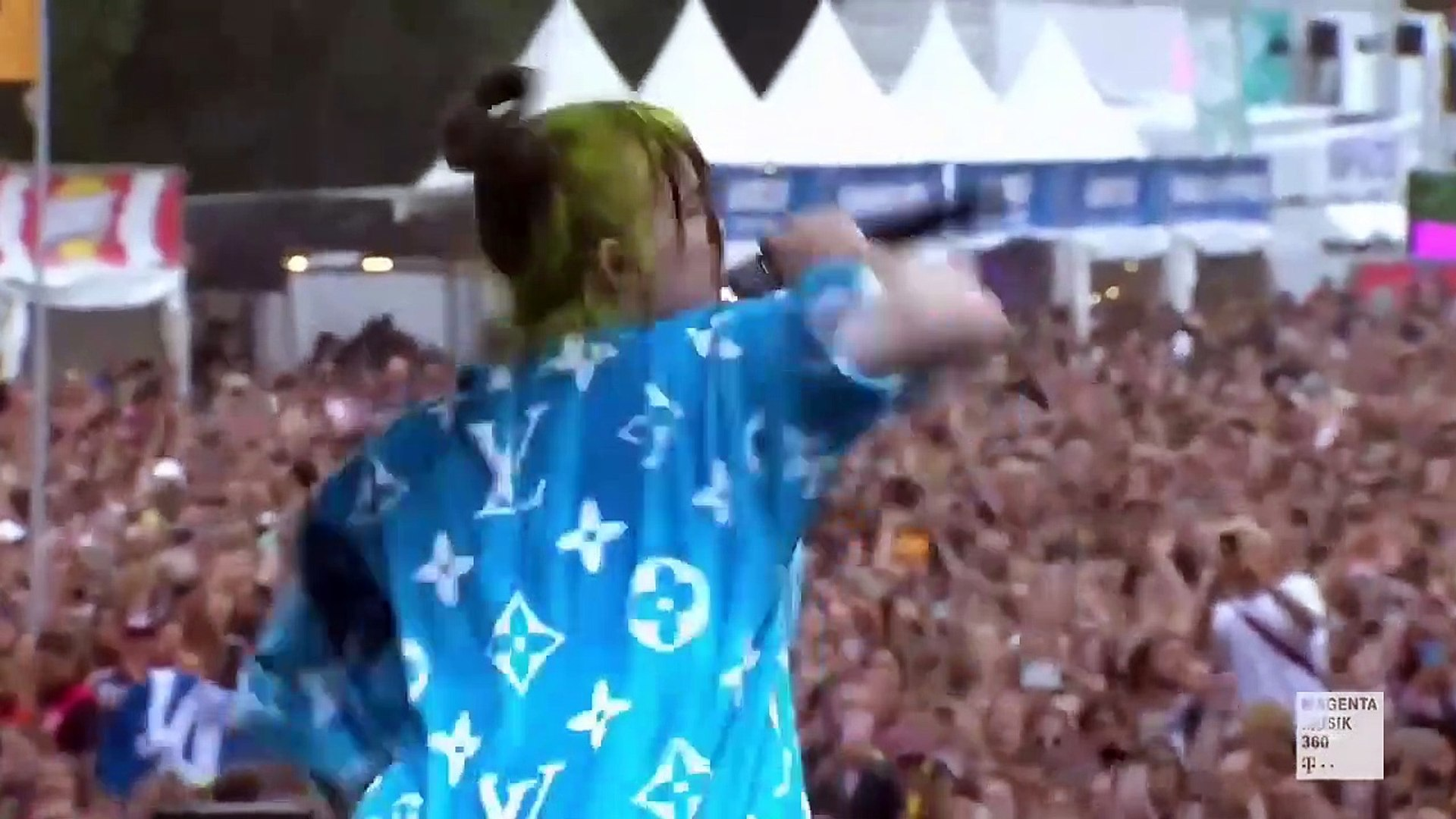 Billie Eilish - You should see me in a Crown (Lollapalooza 2019)