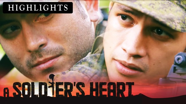 Alex and Elmer continue fighting for their father | A Soldier's Heart