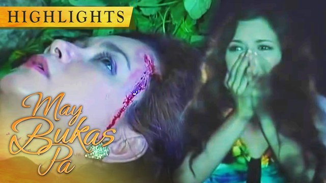 Tilde pushes Malena over the cliff | May Bukas Pa
