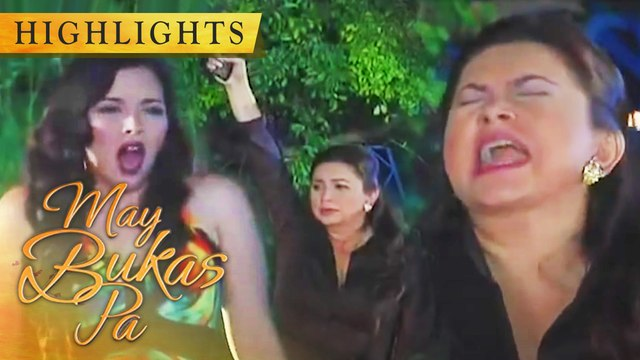 Malena prevents herself from shooting Tilde | May Bukas Pa