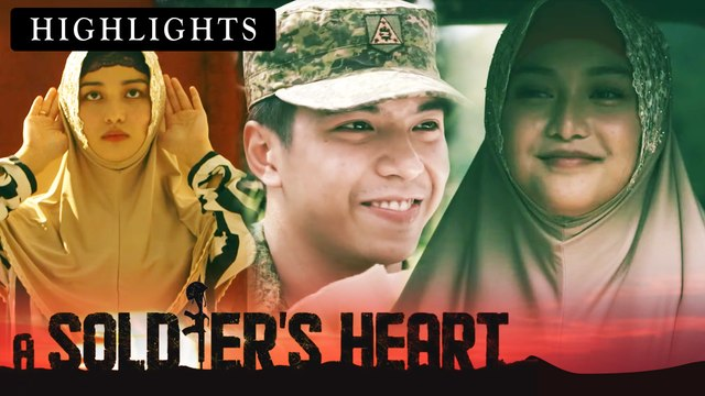 Isabel prays for Michael's safety | A Soldier's Heart