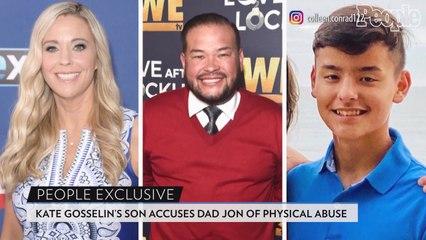Kate Gosselin Says She's 'Horrified' by Ex Jon Gosselin as He Denies Abusing Their Son Collin