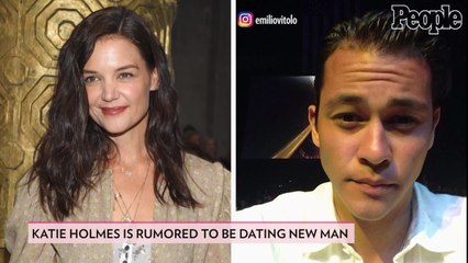 Here's Everything We Know About Katie Holmes' New Beau