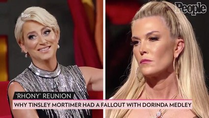RHONY Reunion: Tinsley Mortimer Reveals Shocking Reason Behind Her Fallout with Dorinda Medley