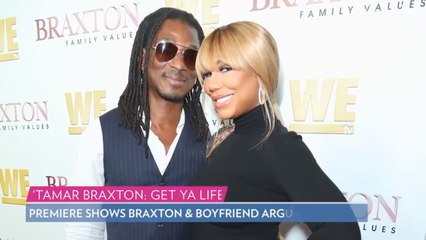 Tamar Braxton and David Adefeso Clash Over Abstaining from Sex in Docuseries Premiere