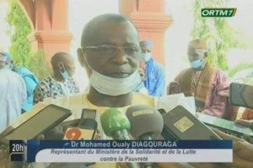 ORTM - 3e session ordinaire de la conférence des personnes âgées du district de Bamako