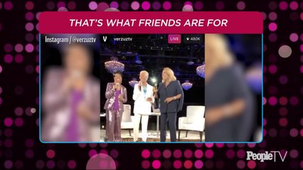 Dionne Warwick Makes Surprise Guest Appearance on Gladys Knight and Patti LaBelle's Verzuz Battle