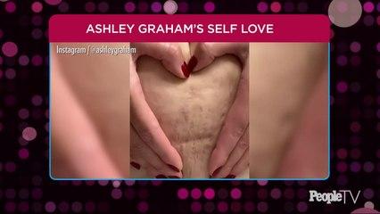Ashley Graham Shows Some Love to Her Postpartum Stretch Marks