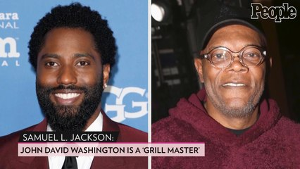 John David Washington Says He Had to Do Chores While Living at Home Again with Dad Denzel amid Pandemic