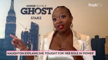 Power and Ghost Star Naturi Naughton Almost Didn't Play Tasha St. Patrick