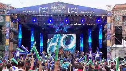 Arelys Henao canta 'Señor prohibido', en El Show de las Estrellas