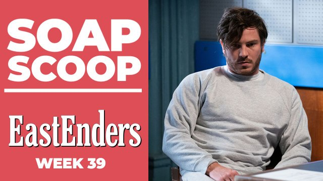 EastEnders Soap Scoop - Gray is questioned over Chantelle