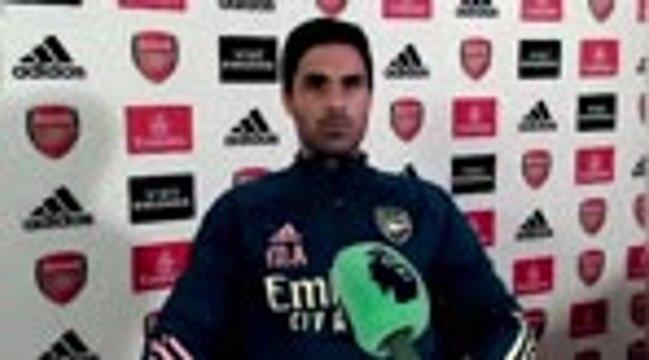 """Arsenal - Arteta sur Guendouzi : """"C'est une nouvelle saison, on repart de zéro"""""""