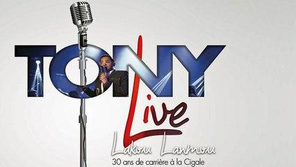 Tony Chasseur - Lakou Lanmou 2016 - Les 30 ans à La Cigale