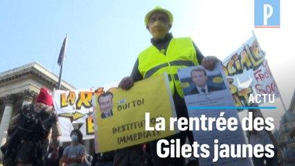Bigard hué, manifestants peu mobilisés… Les Gilets jaunes font leur rentrée